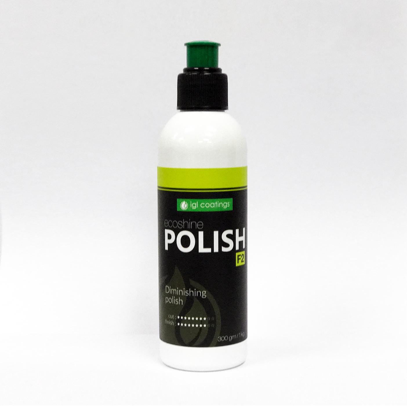diminishing polish